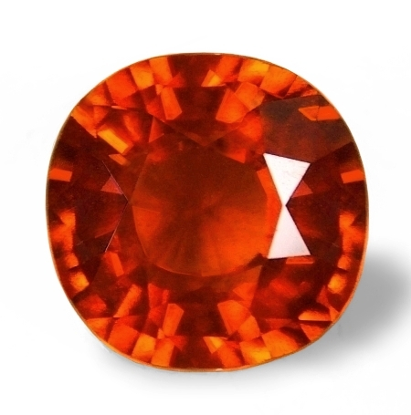 Astrological, Jyotish hessonite garnet or Gomed: for ...