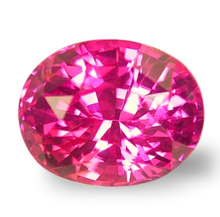 Unheated rubies for Vedic astrology, Ayurveda and healing